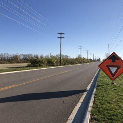 photo of roadway