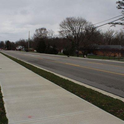 Chambersburg Road Project
